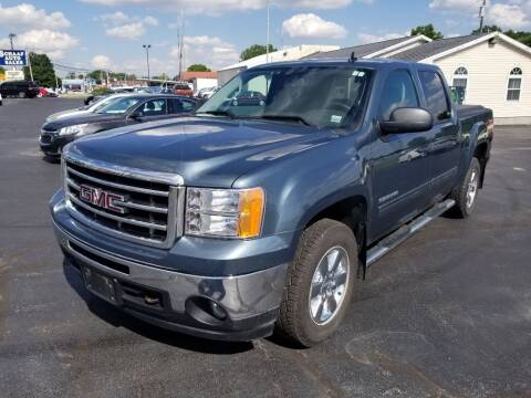 2012 GMC Sierra 1500 for sale at Larry Schaaf Auto Sales in Saint Marys OH