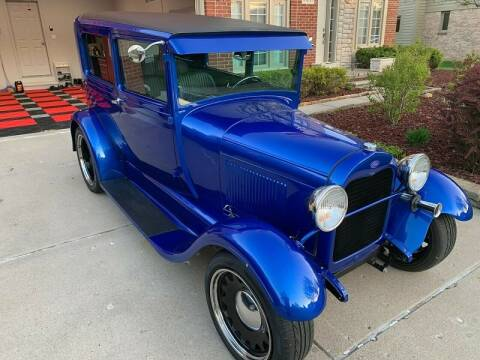 1929 Ford Model A for sale at NJ Enterprises in Indianapolis IN