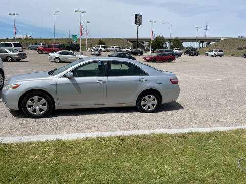 2007 Toyota Camry for sale at GILES & JOHNSON AUTOMART in Idaho Falls ID