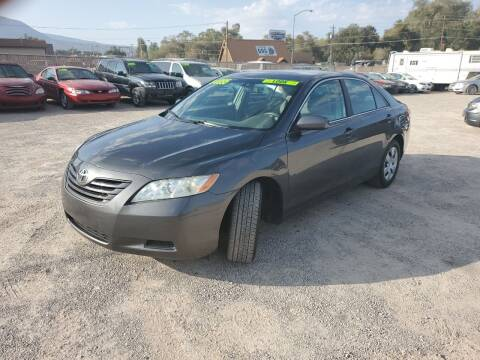 2009 Toyota Camry for sale at Canyon View Auto Sales in Cedar City UT
