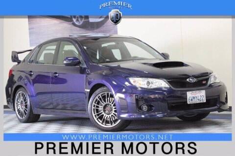 2012 Subaru Impreza for sale at Premier Motors in Hayward CA