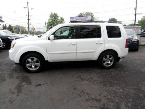2009 Honda Pilot for sale at American Auto Group Now in Maple Shade NJ