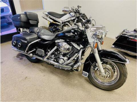 2004 HARLEY DAVIDSON FLHRCI / Road King Classic 103 for sale at KARS R US in Modesto CA
