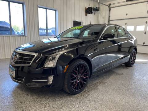 2013 Cadillac ATS for sale at Sand's Auto Sales in Cambridge MN