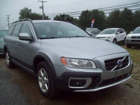 2010 Volvo XC70 for sale at Frank Coffey in Milford NH