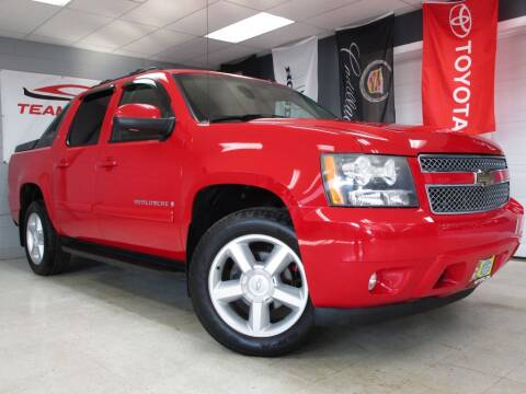 2008 Chevrolet Avalanche for sale at TEAM MOTORS LLC in East Dundee IL
