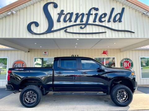 2020 Chevrolet Silverado 1500 for sale at Stanfield Auto Sales in Greenfield IN