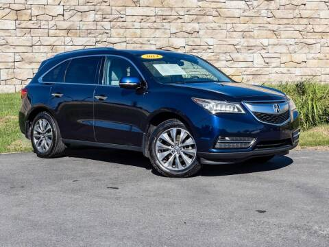 2014 Acura MDX for sale at Car Hunters LLC in Mount Juliet TN