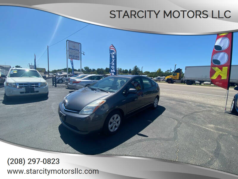 2007 Toyota Prius for sale at StarCity Motors LLC in Garden City ID