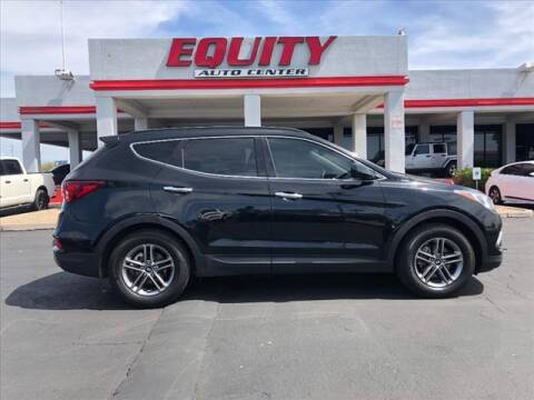2017 Hyundai Santa Fe Sport for sale at EQUITY AUTO CENTER in Phoenix AZ