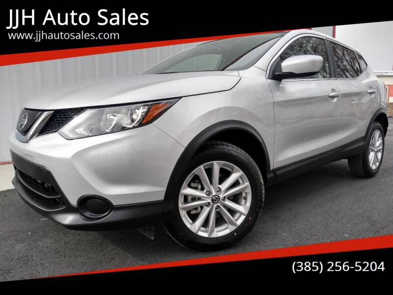 2019 Nissan Rogue Sport for sale at JJH Auto Sales in Salt Lake City UT
