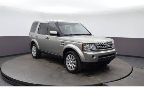 2012 Land Rover LR4 for sale at M & I Imports in Highland Park IL