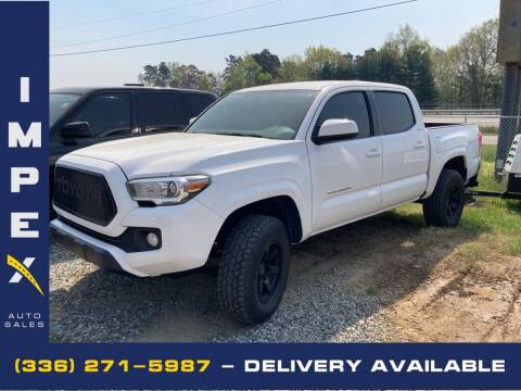 2016 Toyota Tacoma for sale at Impex Auto Sales in Greensboro NC