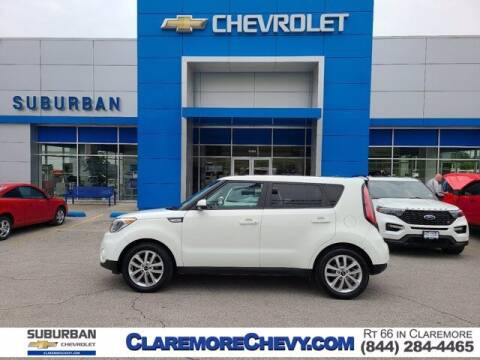 2017 Kia Soul for sale at Suburban Chevrolet in Claremore OK