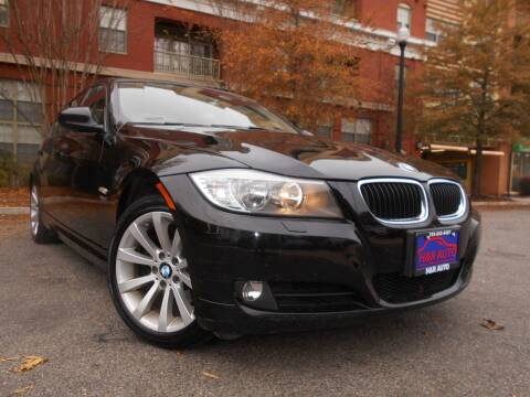 2011 BMW 3 Series for sale at H & R Auto in Arlington VA