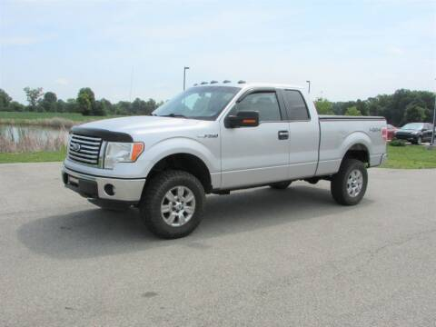 2011 Ford F-150 for sale at 42 Automotive in Delaware OH