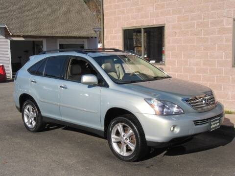 2008 Lexus RX 400h for sale at Advantage Automobile Investments, Inc in Littleton MA