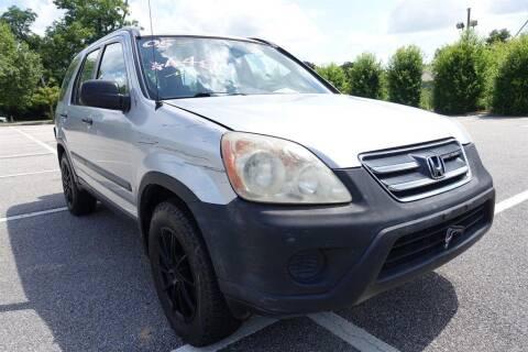 2005 Honda CR-V for sale at Womack Auto Sales in Statesboro GA