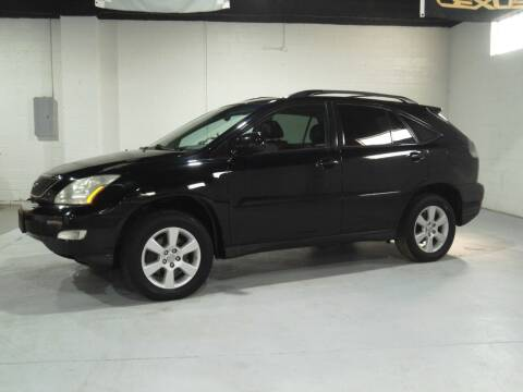 2007 Lexus RX 350 for sale at Ohio Motor Cars in Parma OH