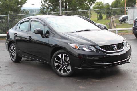 2013 Honda Civic for sale at Dan Paroby Auto Sales in Scranton PA
