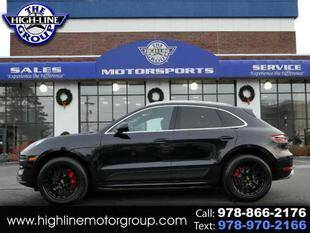 2015 Porsche Macan for sale at Highline Group Motorsports in Lowell MA