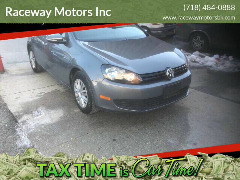 2010 Volkswagen Golf for sale at Raceway Motors Inc in Brooklyn NY