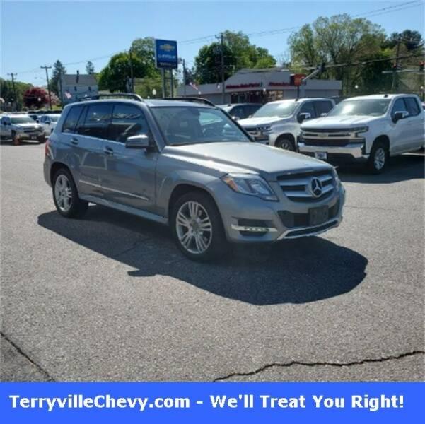 2014 Mercedes-Benz GLK for sale in Terryville, CT