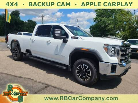 2020 GMC Sierra 2500HD for sale at R & B CAR CO - R&B CAR COMPANY in Columbia City IN