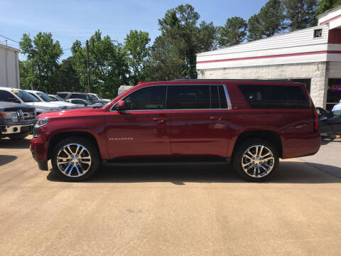 2016 Chevrolet Suburban for sale at Northwood Auto Sales in Northport AL