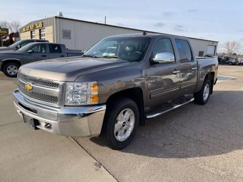 2013 Chevrolet Silverado 1500 for sale at El Rancho Auto Sales in Marshall MN