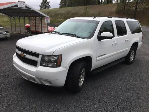 2007 Chevrolet Suburban for sale at CARLSON'S USED CARS in Troy ID