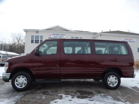 2008 Ford E-Series Wagon for sale at SOUTHERN SELECT AUTO SALES in Medina OH