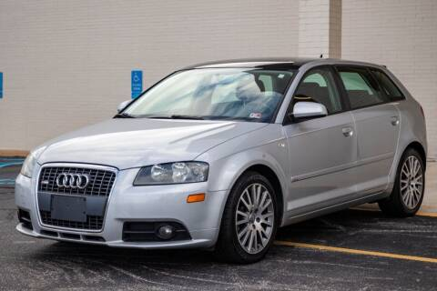 2008 Audi A3 for sale at Carland Auto Sales INC. in Portsmouth VA