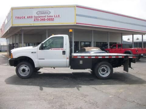 2001 Ford F-550 for sale at Classics Truck and Equipment Sales in Cadiz KY