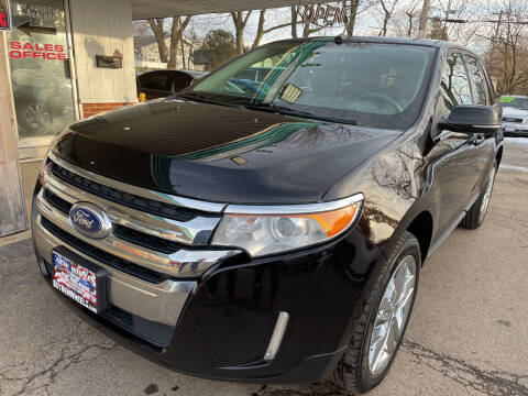2014 Ford Edge for sale at New Wheels in Glendale Heights IL