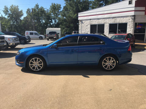 2011 Ford Fusion for sale at Northwood Auto Sales in Northport AL