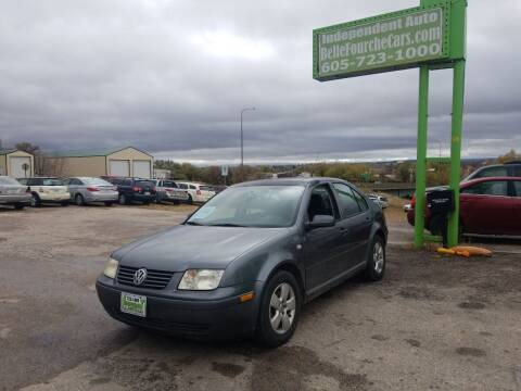 2003 Volkswagen Jetta for sale at Independent Auto in Belle Fourche SD