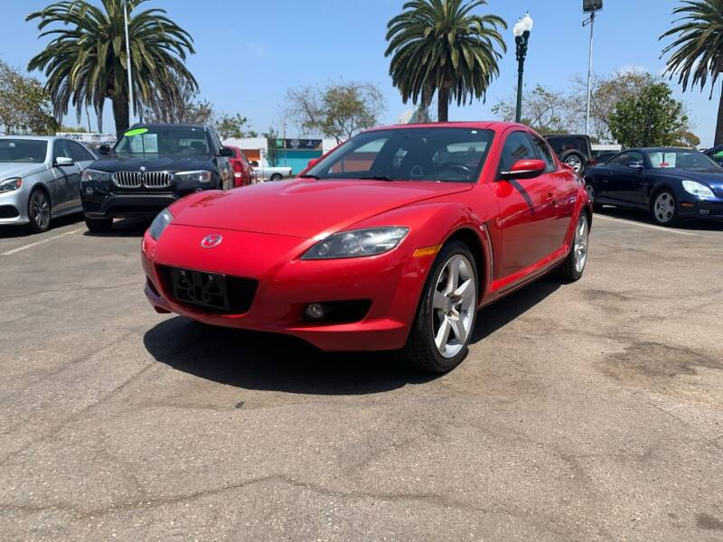 2004 Mazda RX-8 for sale at Convoy Motors LLC in National City CA