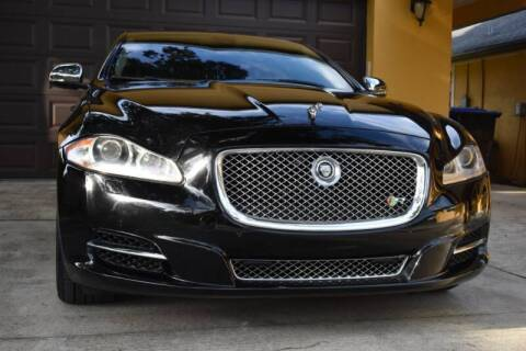 2011 Jaguar XJL for sale at Monaco Motor Group in Orlando FL