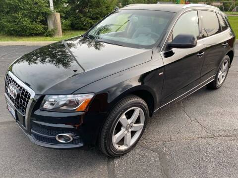 2011 Audi Q5 for sale at COLUMBUS AUTOMOTIVE in Reynoldsburg OH