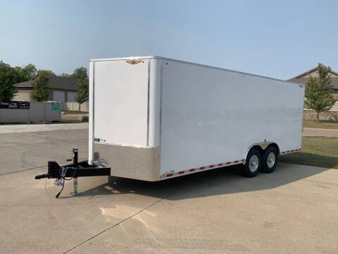 2021 H&H H10120TFTV for sale at Prairie Wind Trailers, LLC in Harrisburg SD