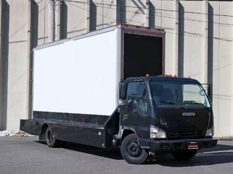2007 Isuzu NPR Sign Truck for sale at Vanderhall of Hickory Hills in Hickory Hills IL