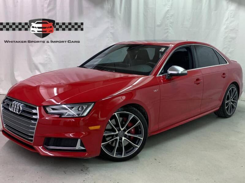 2018 Audi S4 for sale in Maplewood, MN