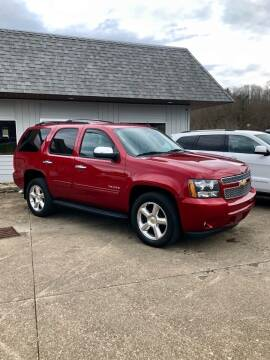 2012 Chevrolet Tahoe for sale at Stephen Motor Sales LLC in Caldwell OH