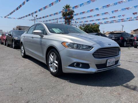 2016 Ford Fusion for sale at Tristar Motors in Bell CA