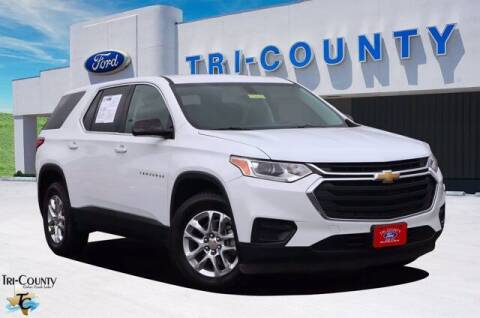 2019 Chevrolet Traverse for sale at TRI-COUNTY FORD in Mabank TX