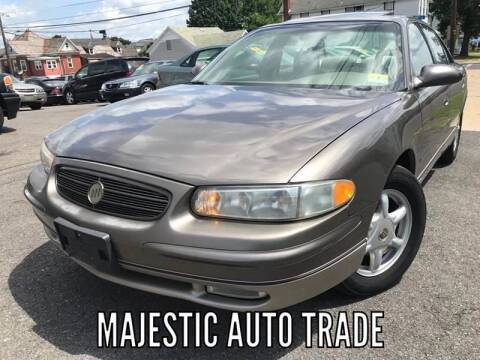 2002 Buick Regal for sale at Majestic Auto Trade in Easton PA