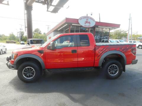 2010 Ford F-150 for sale at The Carriage Company in Lancaster OH