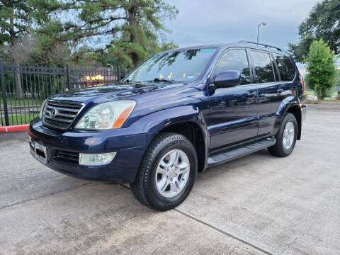 2007 Lexus GX 470 for sale at Lone Star Auto Center in Spring TX