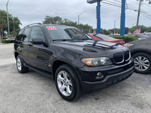 2006 BMW X5 for sale at AUTO PROVIDER in Fort Lauderdale FL